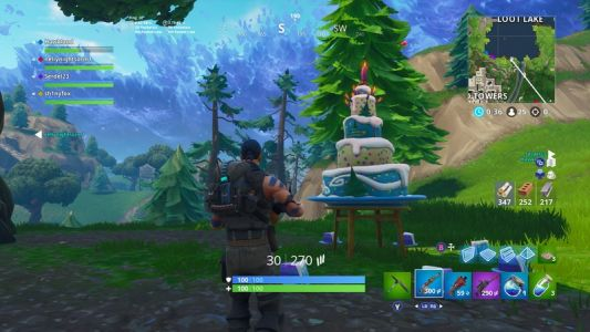 Fortnite Season 6 will begin on September 27