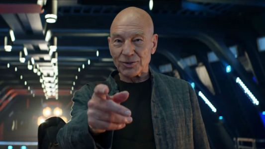 Watch The Latest Trailer For Star Trek: Picard