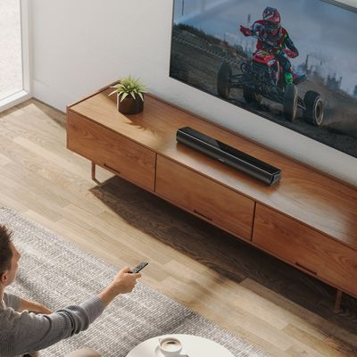 Upgrade your home theatre setup with the £57 Soundcore Infini Mini soundbar
