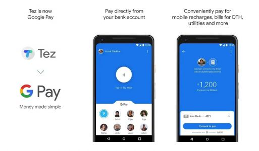 Google Pay for Android updated with new features