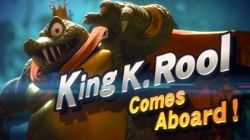 What can King. K. Rool do in Smash?