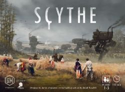 The countdown is on! It's just over an hour until we take over Twitch with Scythe: Digital