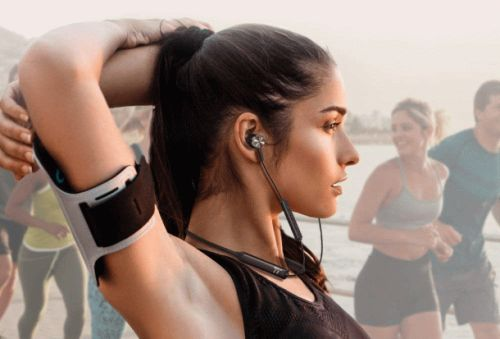 The hottest new wireless noise cancelling earbuds on Amazon only cost $36 right now