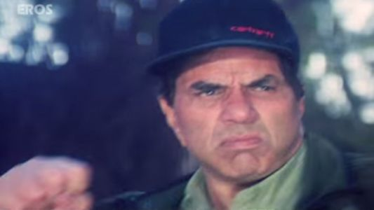 Watch A Bollywood Actor Kick Ass In The Most Unenthusiastic Fight Scene Of All Time