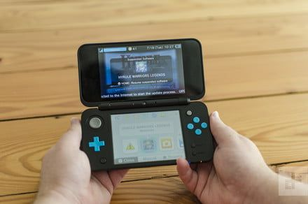 Nintendo isn't abandoning the 3DS, despite its absence at E3