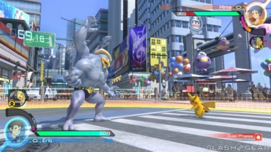 Pokken Tournament DX review: Pokemon brawler goes portable