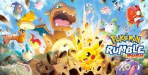 The next Pokémon mobile game is a beat 'em up called 'Rumble Rush'