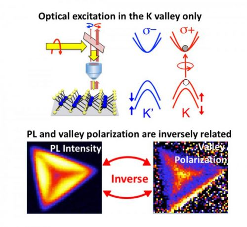 NRL clarifies valley polarization for electronic and optoelectronic technologies