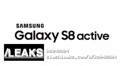 Branding For Samsung's Galaxy S8 Active May Have Just Leaked