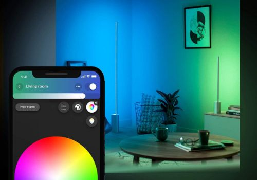 The most futuristic new Philips Hue light is still down to its Prime Day price