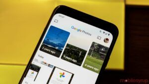 Google Photos gets shortcut for sorting pics by recently uploaded