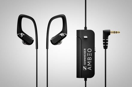 Sennheiser's Ambeo AR One in-ears blur the line between the real and the virtual