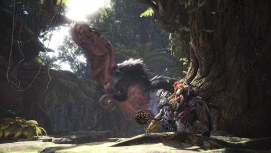 Monster Hunter: World's next Horizon Zero Dawn quest revealed