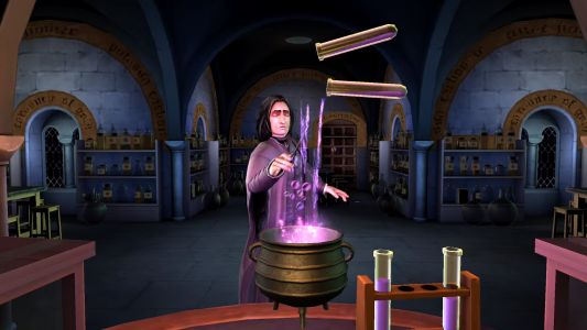 Harry Potter Mobile Game Out Now On IOS And Android