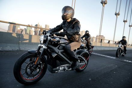 Harley-Davidson and Alta Motors team up for the electric motorcycle revolution