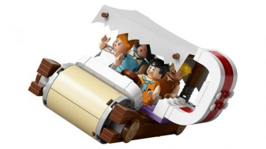 You'll Have a Yabba Dabba Doo Time With the Lego Flintstones