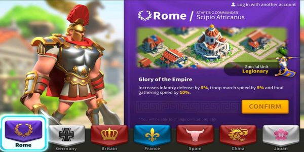Rise of Kingdoms best civilizations - Every nation ranked