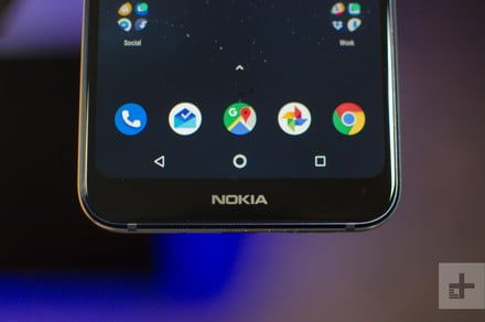 The Nokia 8.1 is a Pie-powered midrange phone that's not coming to the U.S