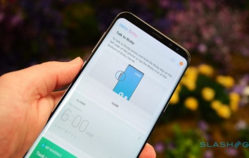 Bixby calorie counting feature could make the AI worth using