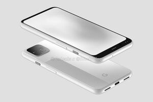 Check out the latest Google Pixel 4 renders