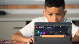 Educational kids computer maker Kano gets Microsoft funding, expands distribution