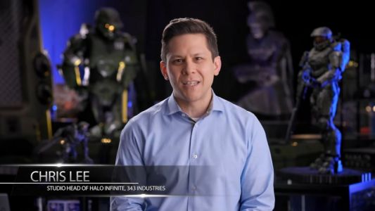 343 Industries Studio Head Chris Lee Departs The Company Following Halo: Infinite Delay