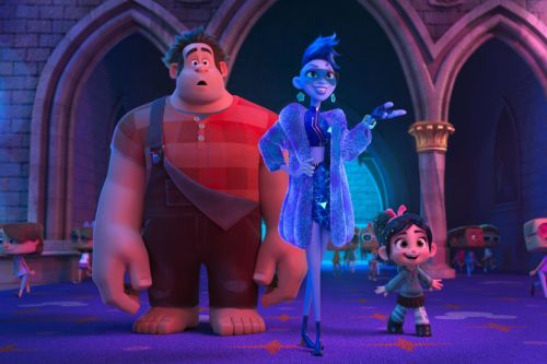 Ralph Breaks the Internet is The Lego Movie of Disney films