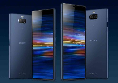Sony Xperia 10 and Xperia 10 Plus have tall 21:9 displays, now available for pre-order