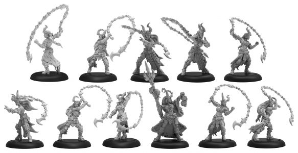 Privateer Press Previews March Releases