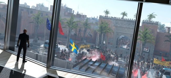 Hitman's Marrakesh Level Is Going To Be Free Tomorrow
