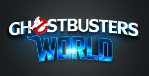 Ghostbusters World AR game features player-vs-player and story modes