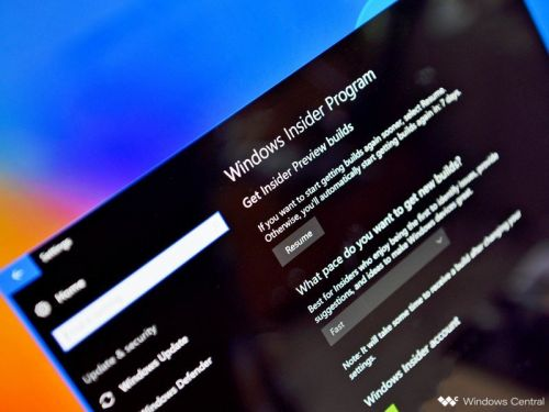 Windows 10 build 19640 rolls out to Insiders on the Fast ring