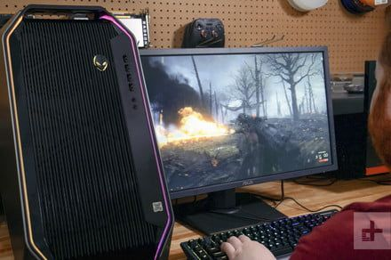 Nvidia GeForce RTX GPUs are coming to Alienware and Predator gaming desktops