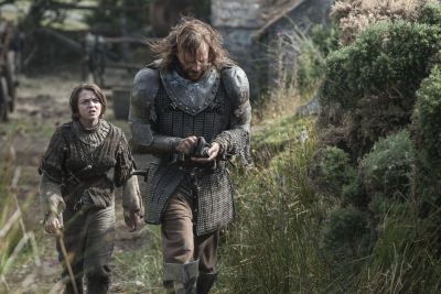 Watch the season 4 Game of Thrones scene that explains the Hound's actions in the season premiere
