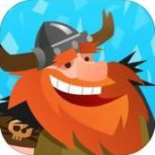 Make your way to Valhalla in the viking adventure game Die With Glory, out now on iOS