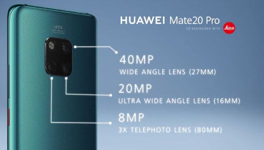 Huawei Mate 20 Line Debuts As The Ultimate Android Flagship Option Of 2018