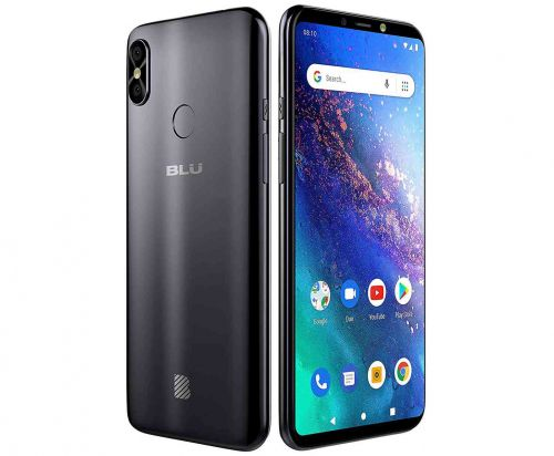 BLU Vivo Go now available with Android Pie