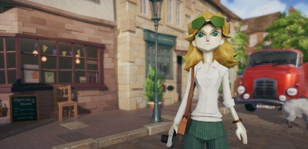 Swery on the cats and countryside of The Good Life