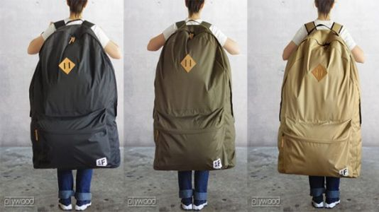 2019's First WTF Fashion Trend Is Giant Backpacks