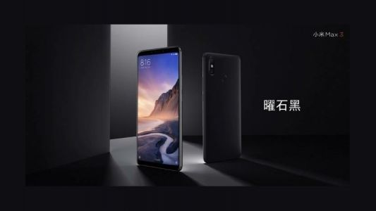 Xiaomi reveals Mi Max 3 design and specifications: 5,500mAh battery, 6.9-inch display and more