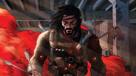 Keanu Reeves Narrates the New Trailer for His Comic BRZRKR