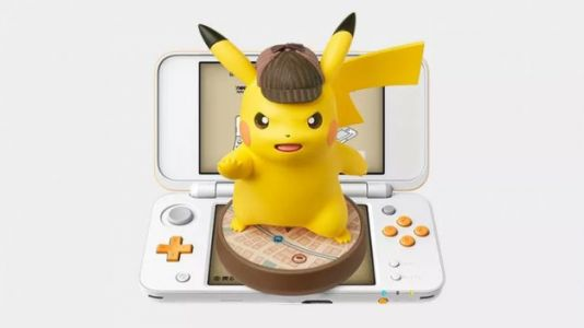 Detective Pikachu Gets a Western Release, Huge Amiibo