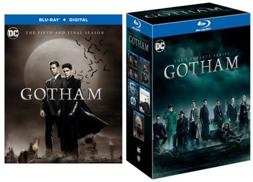 'Gotham' Season 5 and Complete Series Blu-ray and DVD Sets Coming in June