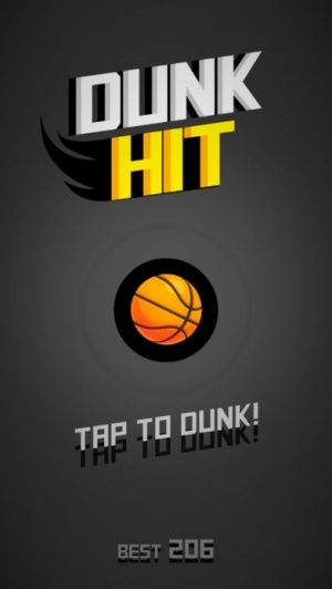Dunk Hit guide - how to score high and get perfect shots