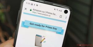 Amazon's Prime Day might be on October 13 this year