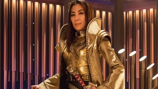 Michelle Yeoh STAR TREK Spinoff Series is Officially in Development at CBS All Access