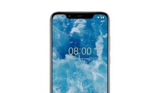 Nokia 8.1 arrives in the UK for £316
