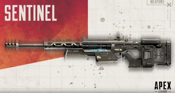 Apex Legends Season 4 Will Add The Sentinel, A Sniper Rifle With A Unique Charging Mechanic