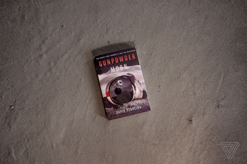 Gunpowder Moon is a chillingly realistic book about the fight to control the Solar System