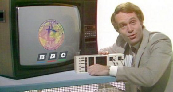 BBC's English language lesson about cryptocurrency isn't terrible